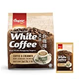 SUPER Charcoal Roasted White Coffee 2in1 Coffee & Creamer