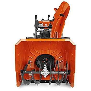 Husqvarna ST224P - 24-Inch 208cc Two Stage Electric Start with Power Steering Snowthrower - 961930122