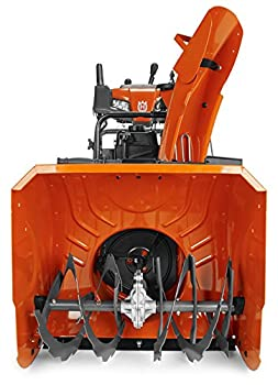Husqvarna ST224P 24 in 208cc Two-Stage Gas Snow Blower with Power Steering and Electric Start