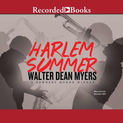 Harlem Summer audiobook cover art