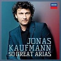ヨナス・カウフマン/50グレート・アリアズ(4CD)