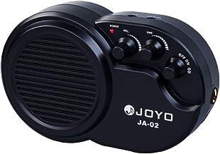 JOYO Guitar Headphone Amp Mini Guitar Amplifier with Big Speaker and Clean & Distortion Effect Setting (JA-02)