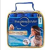 12 Pcs/lot 2018 best seller Cotton Curlers Sleep Styler blue hair Roller magic hair roller DIY Styling Tools