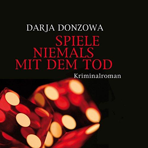 Spiele niemals mit dem Tod (Tanja ermittelt 2) audiobook cover art