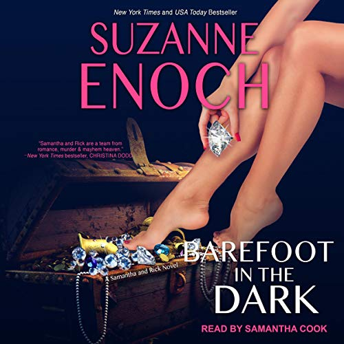 Barefoot in the Dark cover art