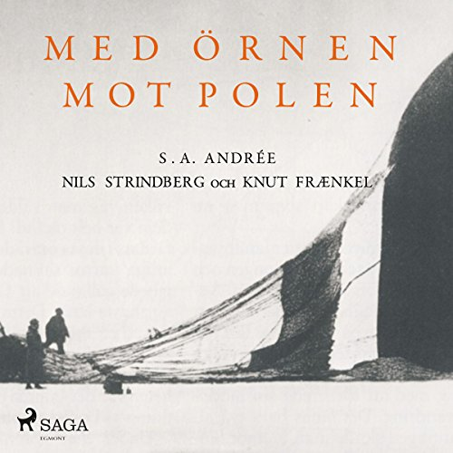 Page de couverture de Med örnen mot polen