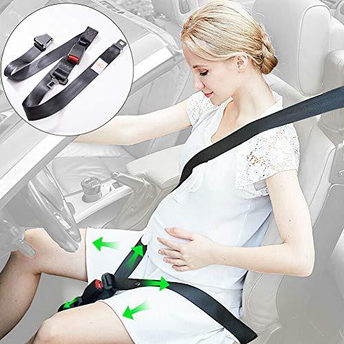 Schwangerschafts-Sicherheitsgurt-Regler, Schwangerschaftsgurt fürs Auto, Komfort und Sicherheit für schwangere Mütter Bauch, Schützen Sie ungeborenes Baby