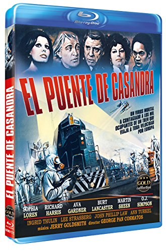 El puente de Casandra (The Cassandra Crossing) 1976 [Blu-ray]