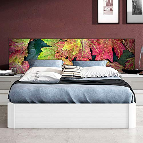 setecientosgramos Cabecero Cama PVC | Varias Medidas | Fácil colocación | Decoración Dormitorio (200x60cm)