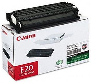 Canon E-20 - Black - original - toner cartridge - for PC 140, 150, 160, 170, 310, 32X, 330, 550, 710, 720, 73X, 74X, 77X, 785, 79X, 92X, 98X - 1492A002