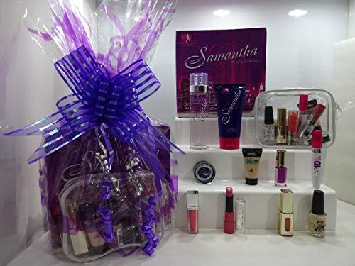 Cyber Monday Sale ~ Parfum Homme 2PC Cool Blue Parfum Lot + Portefeuille en cuir véritable et de manucure dans une boîte cadeau + Gratuit Demandes de parfum Eau de toilette pour homme