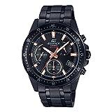 Casio Edifice EFV-540DC-1BVUEF - Reloj de pulsera para hombre (acero inoxidable)