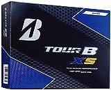 BRIDGESTONE(ブリヂストン) ゴルフボール TOUR B XS 1ダース( 12個入り) Bマーク イエロー 8SYXJ