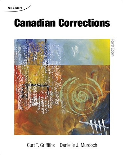 Canadian Corrections [Paperback]