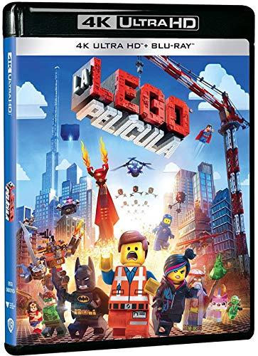 La Lego película UHD 4k (UHD 4k+Blu-ray) [Blu-ray]