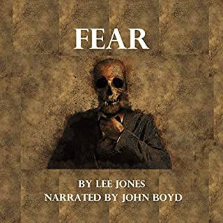 Fear: A Collection of Horror Short Stories (Book 1) cover art