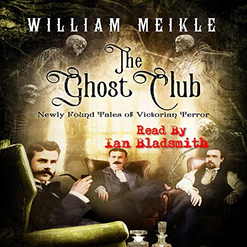 The Ghost Club  By  cover art