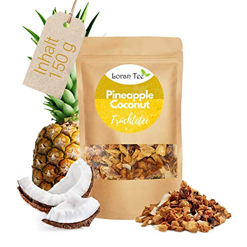 LORAN - Früchtetee Ananas und Kokos