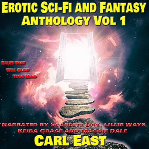 Erotic Sci-Fi and Fantasy Anthology cover art