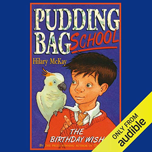 Pudding Bag School audiobook cover art