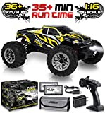 Best 1 10 Scale Rtr Rc Trucks - 1:16 Scale Large RC Cars 36+ kmh Speed Review
