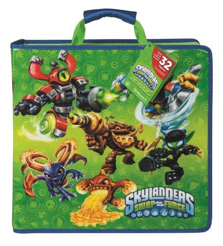 small Skylanders SwapForce carry bag and demonstration bag