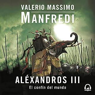 Aléxandros III [Alexander III] audiobook cover art