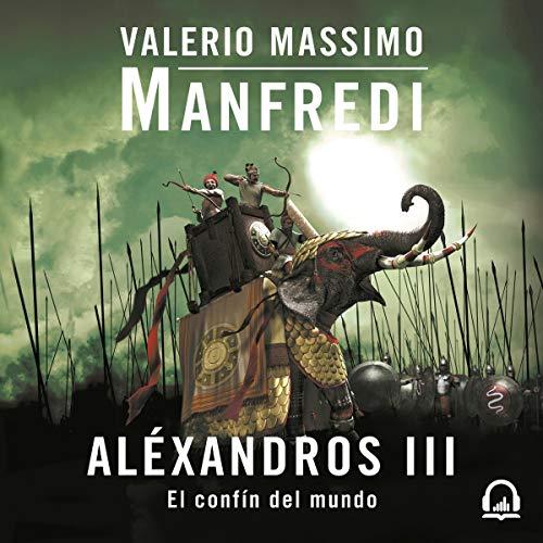 Aléxandros III [Alexander III] cover art