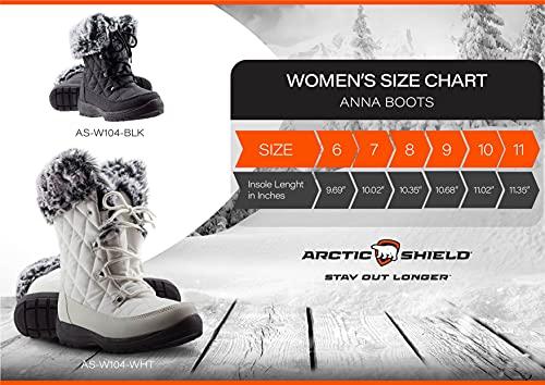 ArcticShield Women's Warm Boots
