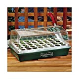 Park Seed Bio Dome Seed Starter Kit with 40 Jumbo Cell Planting Block,...