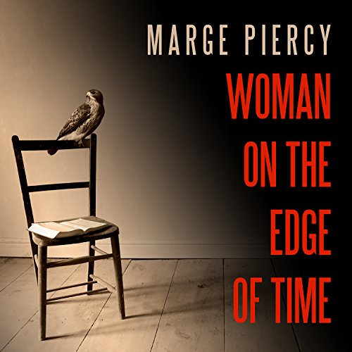 Woman on the Edge of Time audiobook cover art