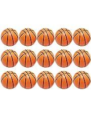 STOBOK 15 Unidades Bola Deportiva de Espuma para Niños Muy Adecuada para Manos Pequeñas Pelota de Presión de Espuma para Baloncesto Bola de Presión para Niños Bola de Juguete Mini Bola