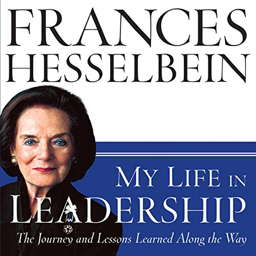 My Life in Leadership audiobook cover art