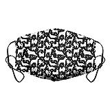5Pcs 𝙈_𝙖𝙨𝙘𝙖𝙧𝙞𝙡𝙡𝙖𝙨_𝙍𝙚𝙪𝙩𝙞𝙡𝙞𝙯𝙖𝙗𝙡𝙚𝙨,Diseño de Cuerda Elástica,Diseño de Doble Capa,𝙈_𝙖𝙨𝙘𝙖𝙧𝙞𝙡𝙡𝙖𝙨 𝙙𝙚 𝙏𝙚𝙡𝙖_𝙃𝙤𝙢𝙤𝙡𝙤𝙜𝙖𝙙𝙖𝙨,Puede Contener Filtro (B)
