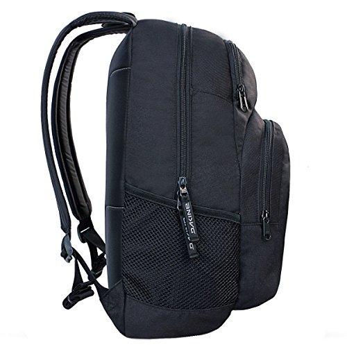 DAKINE Rucksack CENTRAL 26 Liter Schulrucksack schwarz Daypack