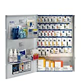 First Aid Only 200 Person Metal SmartCompliance Cabinet without Medication, XX-Large...