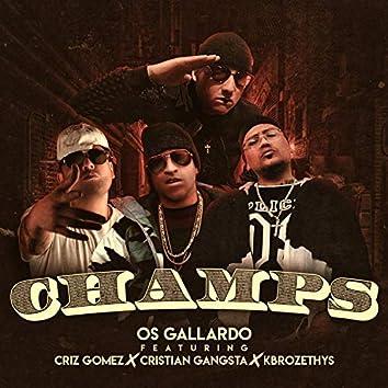 Champs (feat. Criz Gomez, Cristian Gangsta & Kbrozethys)