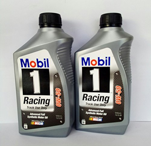 Mobil Racing SAE 0W50 Flasche 946 ml
