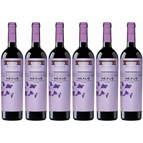 Nexus Vino Tinto Crianza - 6 Botellas - 4500 ml