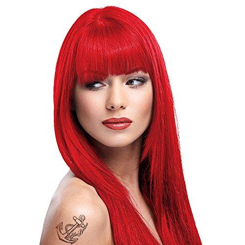 La Riche Directions Semi-Permanent Hair Colour 88ml x 2 tubs Fire by La Riche