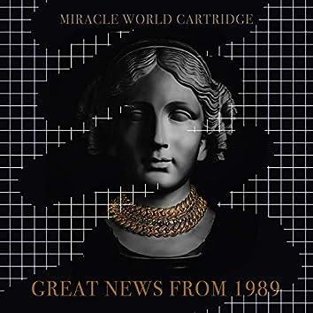 Miracle World Cartridge