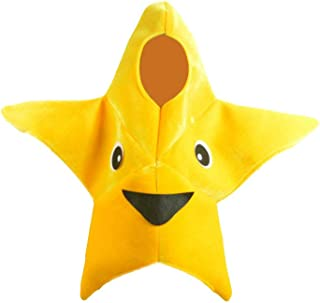 Halloween Starfish Clothes Costume Little Starfish Costume Kids Favor Cartoon Starfish Costume Children's Stage Costume