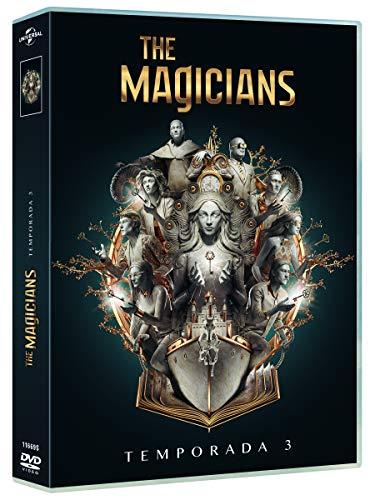 Tv The Magicians - Temporada 3 [DVD]