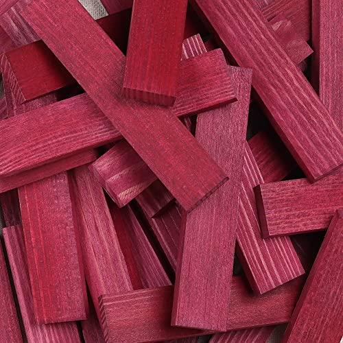 Kapla 9000160 Holzplättchen 40-teilig in Box, violett - 8