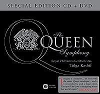Kashif: The Queen Symphony (CD/DVD) by Tolga Kashif