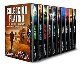 Colección platino de misterio y suspense: libros en español de asesinatos, acción y crímenes de [Raúl Garbantes, Giovanni Banfi]
