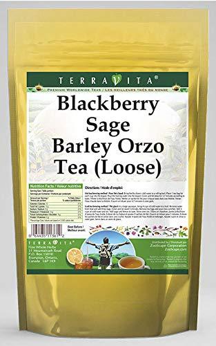 Blackberry Sage Barley Orzo Tea Loose 4 ZIN: 3 559648 Oakland Mall Gorgeous oz -