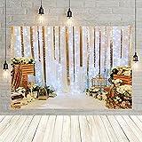 Fondo de fotografía Blanco Cortina Brillo bebé luz Flores cumpleaños Retrato decoración telón de Fondo Estudio fotográfico Vinyl-250x180cm