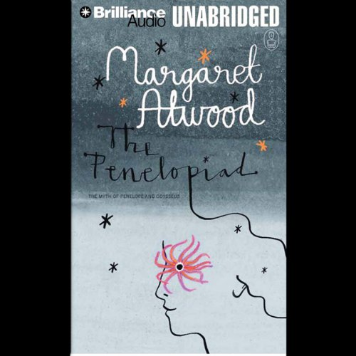 The Penelopiad audiobook cover art