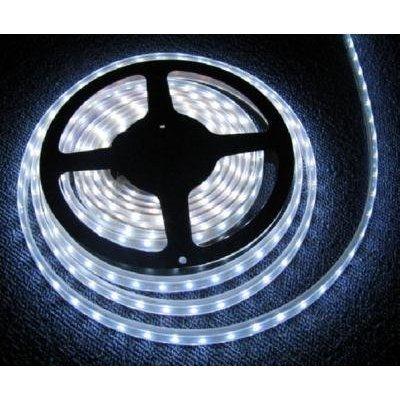 5Five impermeabile bianco freddo DC 12V 5M 3528 SMD 300 LED strisce LED striscia luce